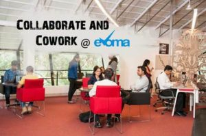 Collaborate and cowork at Evoma