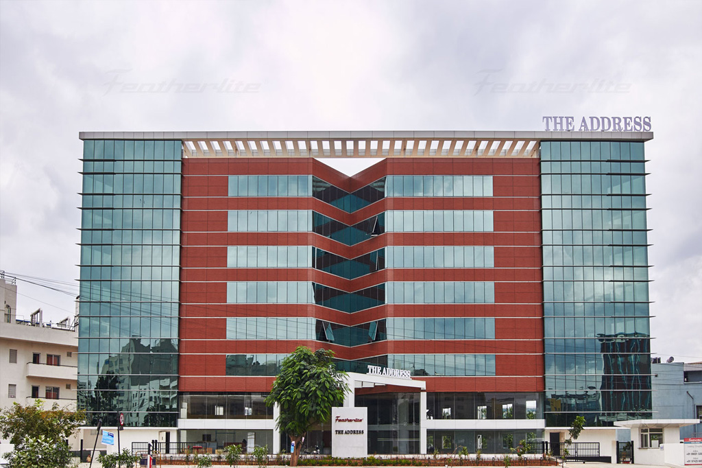 Evoma Business Center in Marathahalli, Outer Ring Road, Bangalore