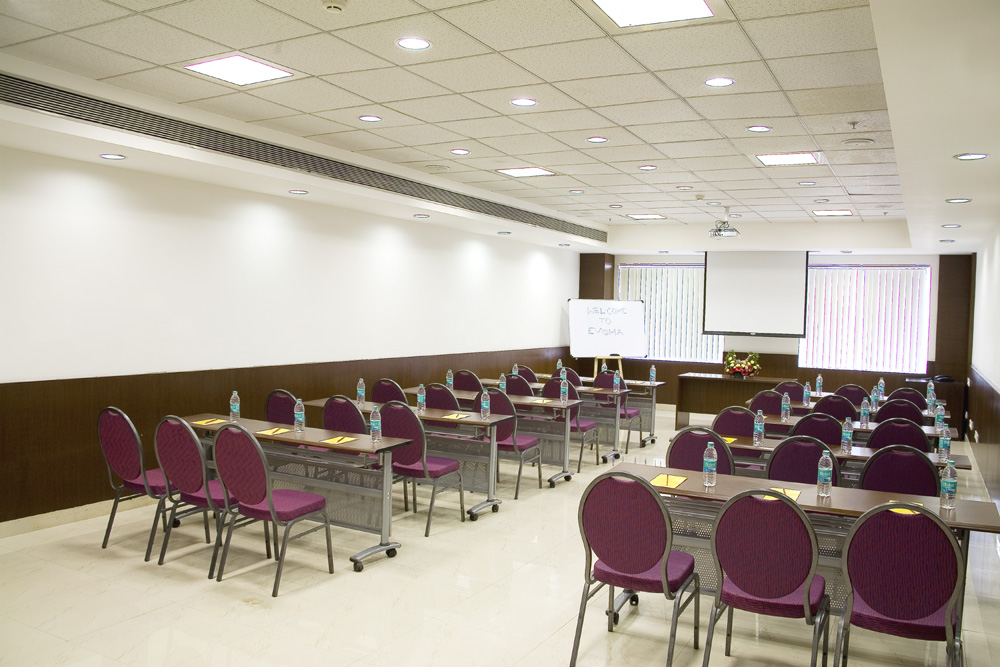 Evoma OMR Conference or Training Room