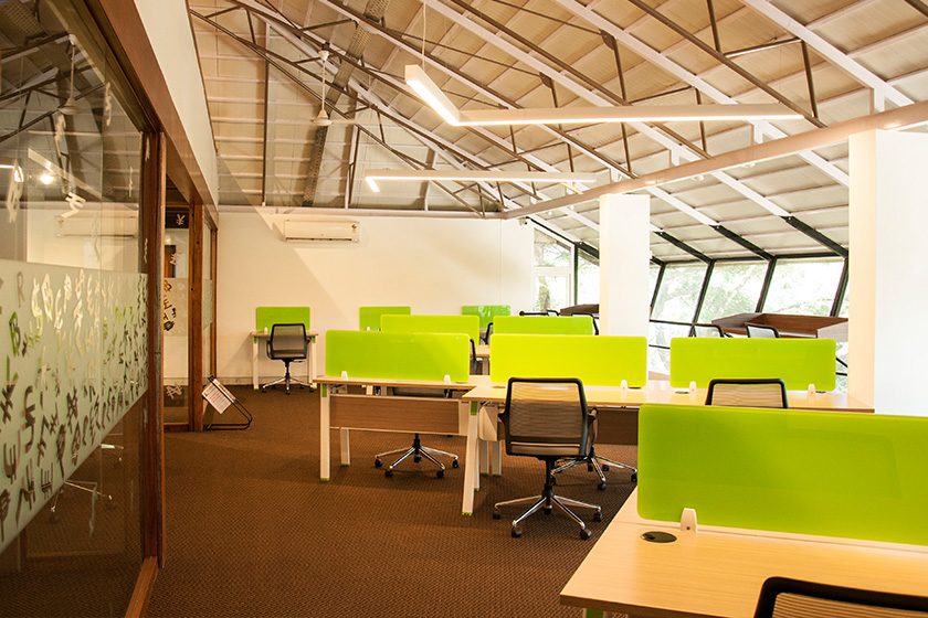 Coworking Space at Borewell Road Evoma