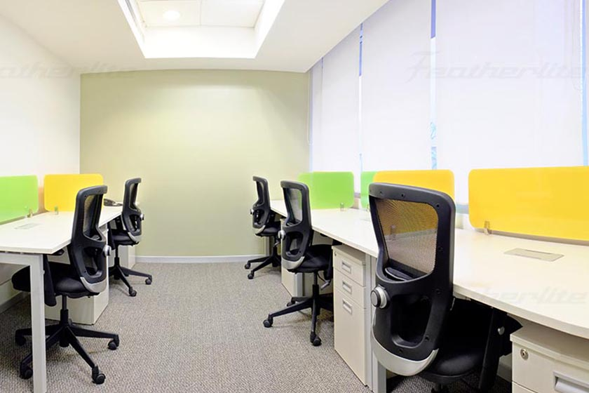 serviced office 02 at Evoma