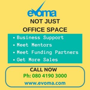 Evoma - Not just office space