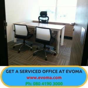 Serviced offices at Evoma Bangalore