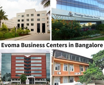 Evoma business centers in Bangalore
