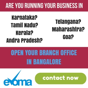 Evoma branch office Bangalore