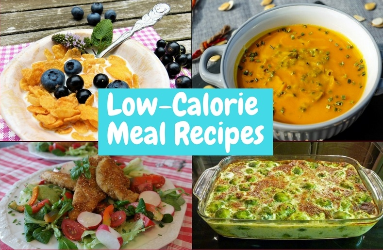 low calorie meal recipes