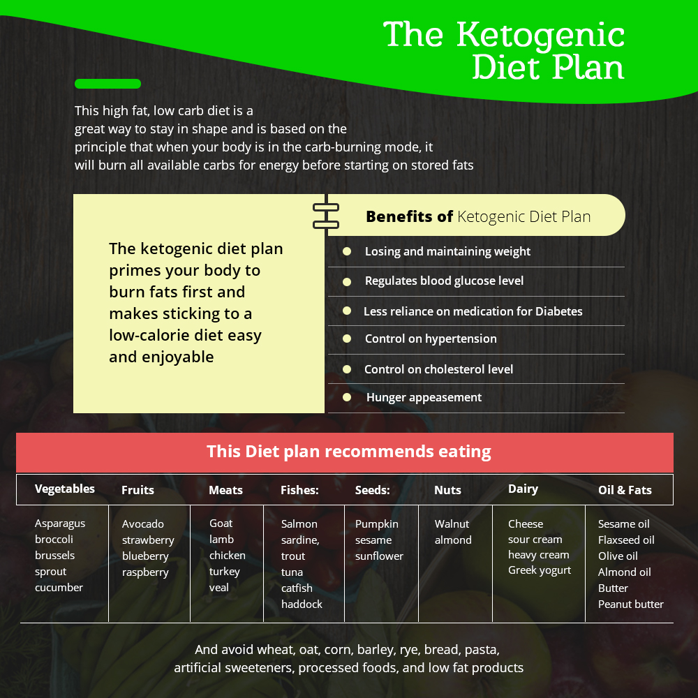 Ketogenic Diet Plan
