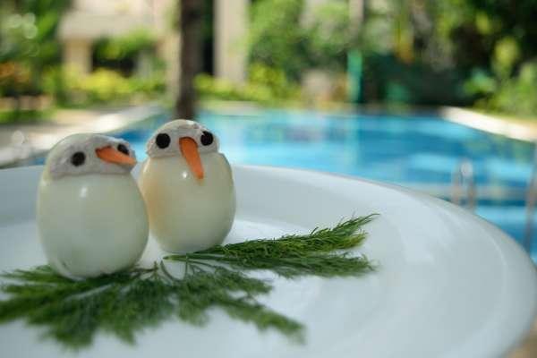 eggheads for breakfast