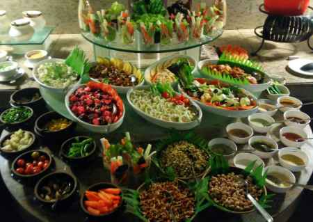 buffet lunch corporate events