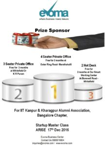 Evoma Free Office Space in Bangalore