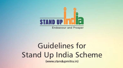 Stand up India loan