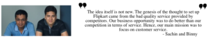 Flipkart Bangalore startups