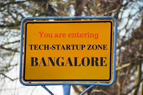Bangalore tech startups