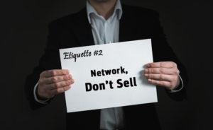 Evoma coworking Bangalore etiquette 2 - Networking