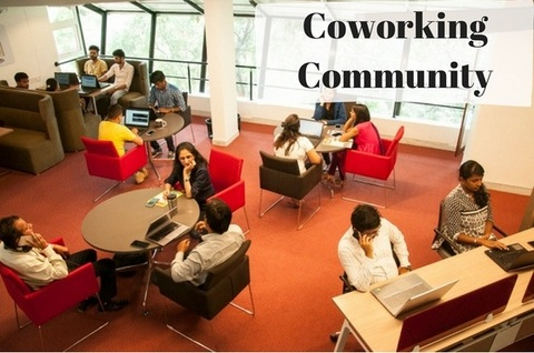 Evoma coworking community in Bangalore