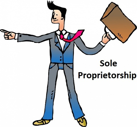 How To Start And Register Sole Proprietorship Business In India Evoma