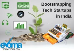 Bootstrapping tech startups in India