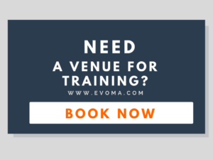Evoma training venue in Bangalore. Book now.
