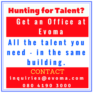 Find talent at Evoma Bangalore