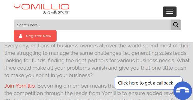 Why join Yomillio business networking group