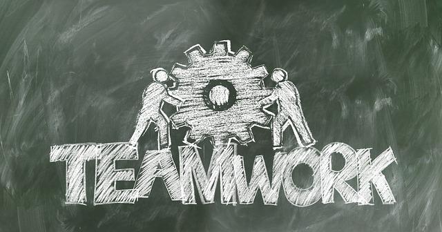 teamwork team building exercise 23