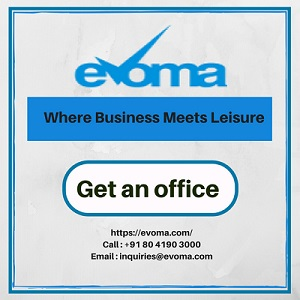 get a quote for office at evoma bangalore