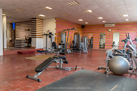 gym at evoma bangalore