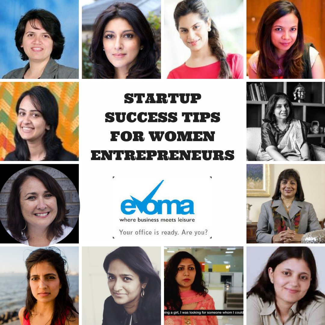 Women entrepreneurs - icons of startup success